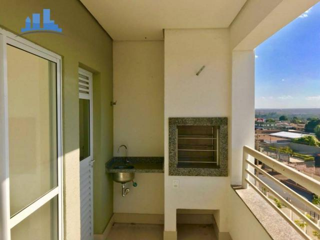 Apto Grand Arena 3 dormitórios 2 vagas, Único, Cuiabá - Foto 19