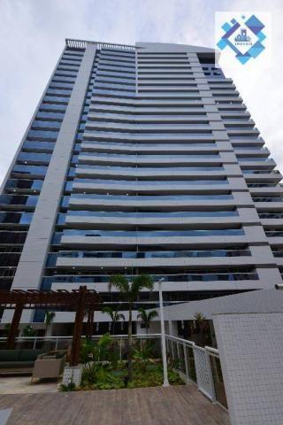 Apartamento alto padrão, 226m² com 4 suítes no Bairro do Meireles. - Foto 11