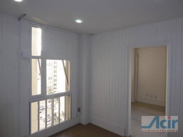 Sala para alugar, 65 m² por R$ 1.300/mês - Centro - Rio de Janeiro/RJ - Foto 7