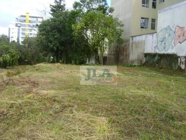 Terreno ZR-4 à venda, 1441 m² por R$ 2.580.000 - Juvevê - Curitiba/PR - Foto 5