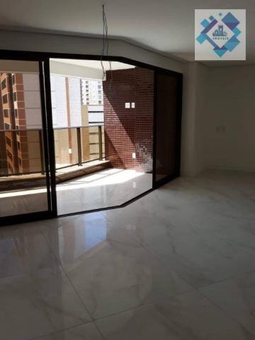 Apartamento com 4 dormitórios à venda, 235 m² por R$ 2.000.000 - Meireles - Fortaleza/CE - Foto 6