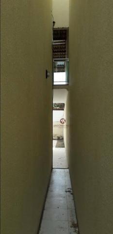 Casa com 4 dormitórios à venda, 165 m² por R$ 350.000,00 - Lagoa Redonda - Fortaleza/CE - Foto 4