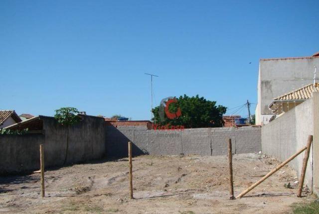 Terreno para alugar, 420 m² por R$ 750,00/mês - Village Rio das Ostras - Rio das Ostras/RJ