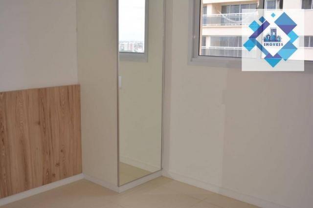 Apartamento projetado, para morar no bairro de Fátima. - Foto 12