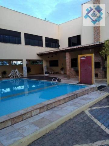 Apartamento com 1 dormitório à venda, 38 m² por R$ 220.000 - Porto das Dunas - Aquiraz/CE