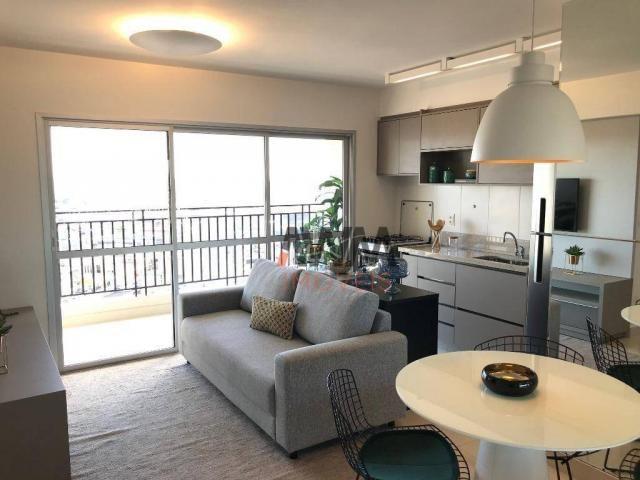 Apartamento com 2 dormitórios à venda, 66 m² por R$ 306.000 - Setor Coimbra - Goiânia/GO