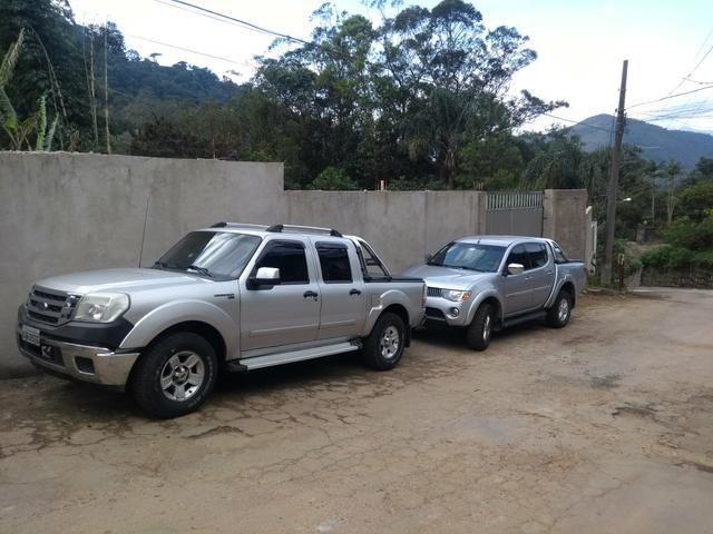 Ford Ranger XLT cabine dupla