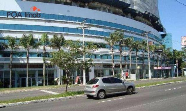 Sala comercial para locação, Boa Vista, Porto Alegre.