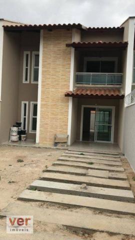 Casa para alugar, 146 m² por R$ 1.600,00/mês - Centro - Eusébio/CE - Foto 6