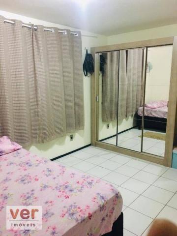 Apartamento à venda, 72 m² por R$ 175.000,00 - Alagadiço - Fortaleza/CE - Foto 4