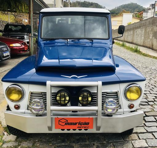 Ford Rural 4x4 6CIL* redução. Carro bem novo - Foto 11