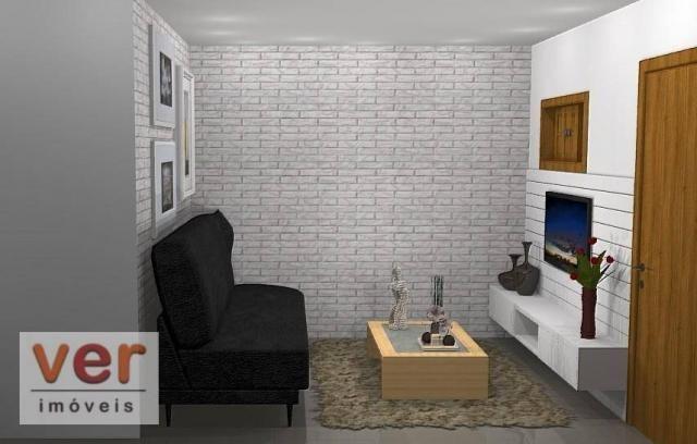 Apartamento à venda, 32 m² por R$ 90.000,00 - Damas - Fortaleza/CE - Foto 12