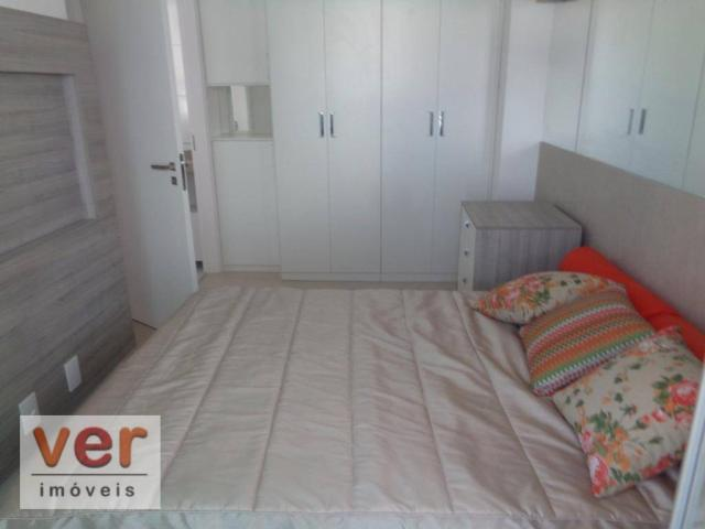 Apartamento com 2 dormitórios à venda, 58 m² por R$ 400.201,64 - Aldeota - Fortaleza/CE - Foto 14
