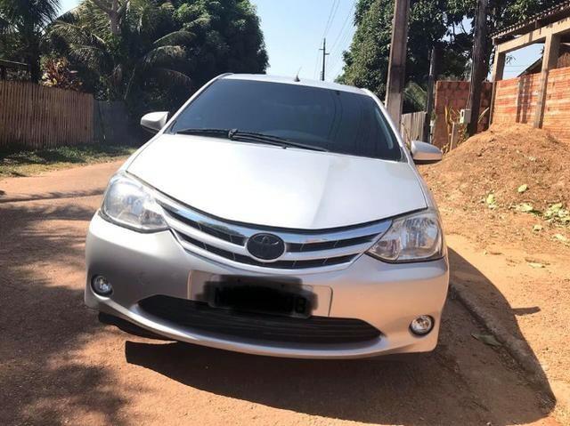 Toyota Etios XLS 2014 1.5 - Foto 6