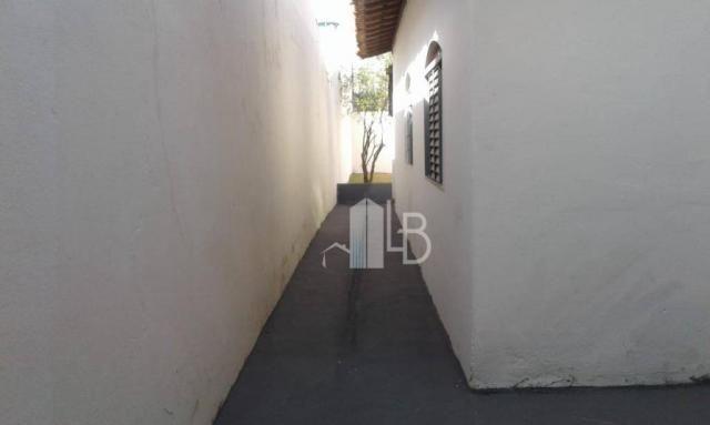 Casa com 3 dormitórios para alugar, 120 m² por R$ 1.500,00/mês - Progresso - Uberlândia/MG - Foto 6