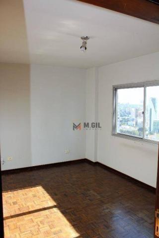 Apartamento amplo, andar alto, com 03 dormitórios, à venda, Alto da Glória - Curitiba. - Foto 20