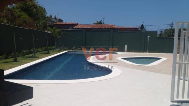Apartamento para alugar, 61 m² por R$ 1.600,00/mês - Dunas - Fortaleza/CE - Foto 10
