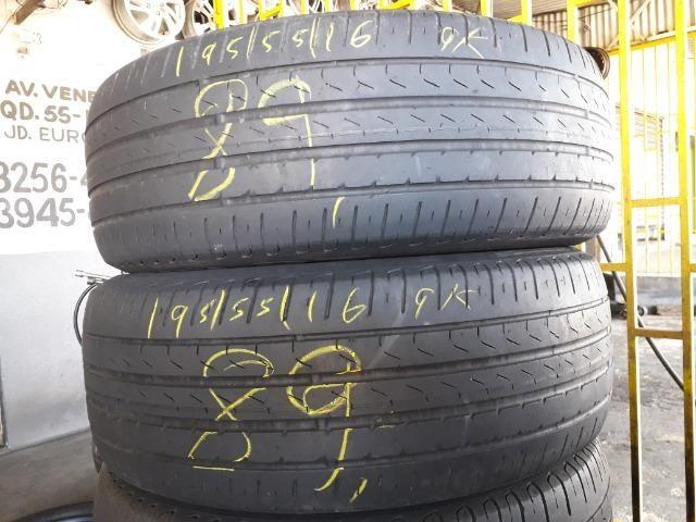 Pneus medida 195/55r16 Pirelli P7 8k