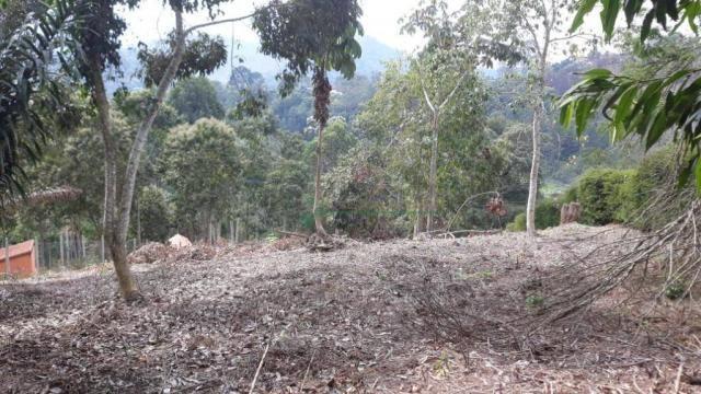 Terreno à venda, 1575 m² por R$ 150.000 - Fazenda Boa Fé - Teresópolis/RJ - Foto 5