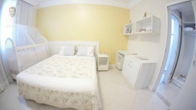 Casa em condomínio fechado com 4 dormitórios à venda, 263 m² por R$ 850.000 - Patamares -  - Foto 7