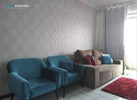 Apartamento no Edifício Ilha dos Açores com 2 dormitórios à venda, 70 m² por R$ 240.000 -  - Foto 2