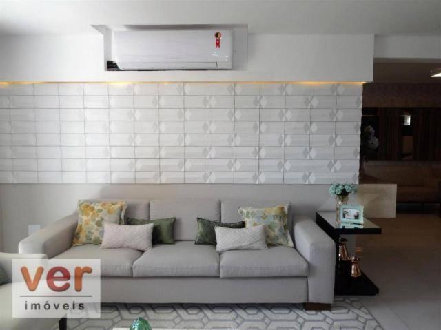 Apartamento à venda, 153 m² por R$ 800.000,00 - Engenheiro Luciano Cavalcante - Fortaleza/ - Foto 5