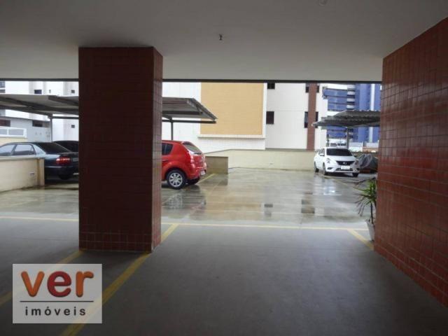 Apartamento com 2 dormitórios à venda, 115 m² por R$ 665.000,00 - Meireles - Fortaleza/CE - Foto 20