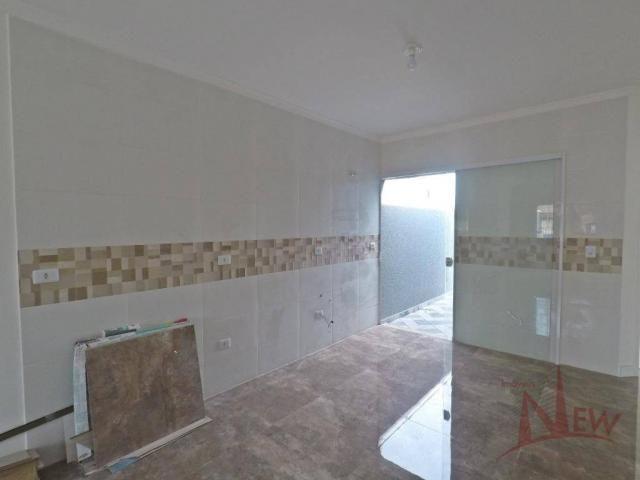Casa com 03 quartos no São Marcos, São José dos Pinhais - Foto 8