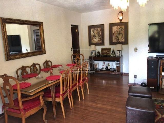 Apartamento à venda com 3 dormitórios em Chacara da rosas, Petrópolis cod:3985 - Foto 9