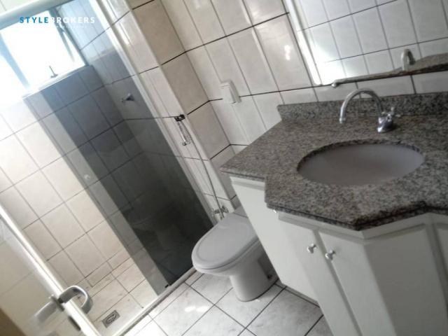 Apartamento no Edifício Ana Vitória com 4 dormitórios à venda, 225 m² por R$ 750.000 - Jar - Foto 17