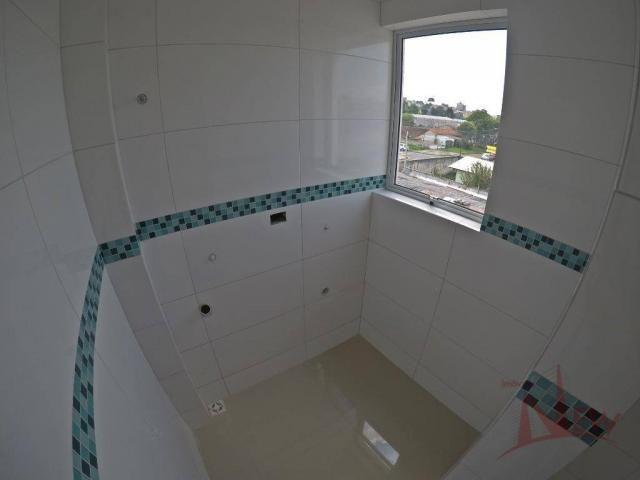 Apartamento 02 quartos no Boneca do Iguaçu, São José dos Pinhais - Foto 16