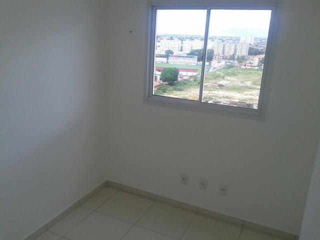 Joquei Ville, Novo, 2 qtos, 49m2, 1 Vaga, Piscina, Academia, Quadra, Deck e Churrasqueira - Foto 14