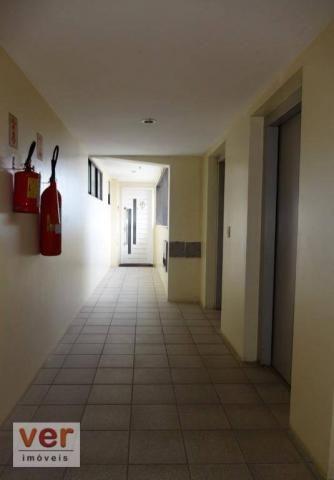 Apartamento com 3 dormitórios para alugar, 74 m² por R$ 800,00/mês - Messejana - Fortaleza - Foto 13