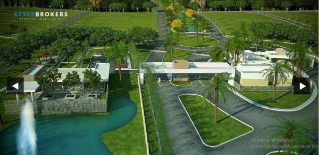Terreno no Condomínio Florais da Mata à venda, 405 m² por R$ 150.000 - Bairro Chapéu Do So