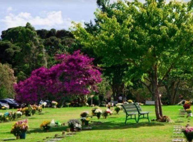 Jazigo no Cemitério Parque Iguaçu - Foto 2