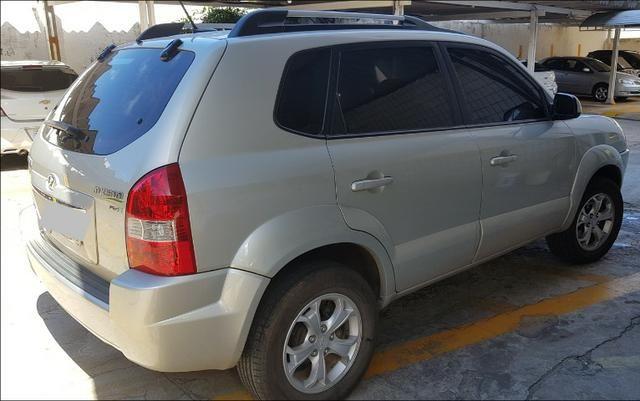 Hyundai Tucson GLS 2.0 16v (Flex) (Aut) 2012/2013 - Foto 4