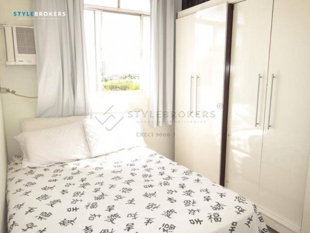 Apartamento no Residencial Paiaguás  com 2 dormitórios à venda, 66 m² por R$ 118.000 - Bai - Foto 2