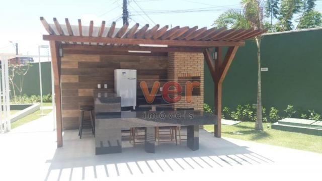 Apartamento para alugar, 61 m² por R$ 1.600,00/mês - Dunas - Fortaleza/CE - Foto 13