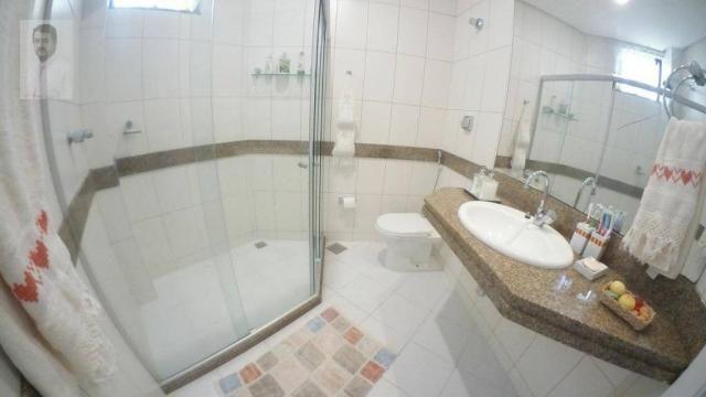 Casa em condomínio fechado com 4 dormitórios à venda, 263 m² por R$ 850.000 - Patamares -  - Foto 13