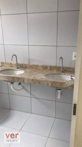 Casa para alugar, 146 m² por R$ 1.600,00/mês - Centro - Eusébio/CE - Foto 12