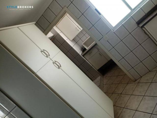 Apartamento no Edifício Ana Vitória com 4 dormitórios à venda, 225 m² por R$ 750.000 - Jar - Foto 9