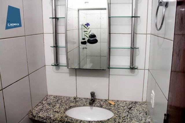 Casa com 4 dormitórios, mobiliada, para alugar, 112 m² por R$ 2.500/mês - Lagoa Redonda -  - Foto 12