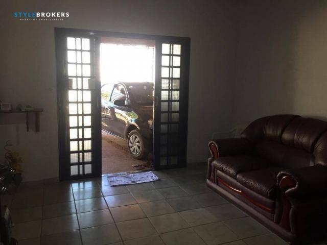 Casa com 2 dormitórios à venda, 102 m² por R$ 160.000,00 - Parque Cuiabá - Cuiabá/MT - Foto 10
