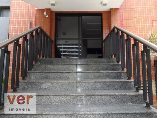 Apartamento com 2 dormitórios à venda, 115 m² por R$ 665.000,00 - Meireles - Fortaleza/CE - Foto 7