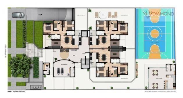 Cobertura à venda com 3 dormitórios em Tingui, Curitiba cod:CO0037 - Foto 18