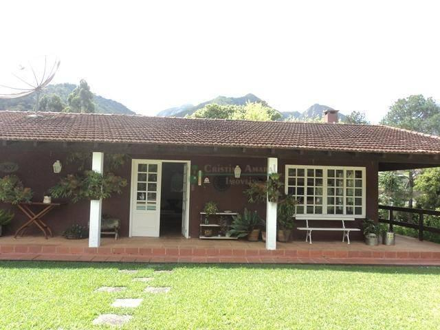 Sítio rural à venda, Vargem Grande, Teresópolis. - Foto 8