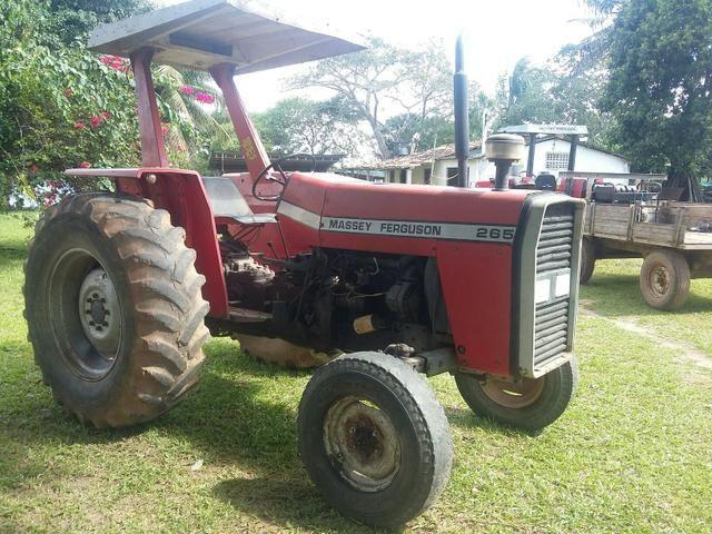 Trator MF 265