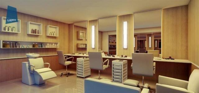 Apartamento à venda, 48 m² por R$ 443.096,80 - Fátima - Fortaleza/CE - Foto 6