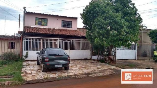 Casa com 6 dormitórios à venda, 230 m² por R$ 270.000,00 - Samambaia Sul - Samambaia/DF