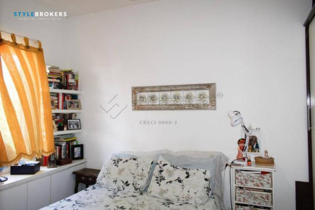 Casa no Condomínio Canachuê com 3 dormitórios à venda, 67 m² por R$ 250.000 - Jardim Santa - Foto 6